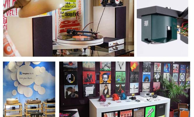 The UK's only vinyl-focussed music event returns this weekend