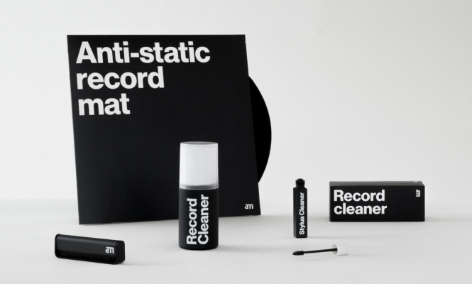 Danish company unveils sleek new vinyl cleaning products