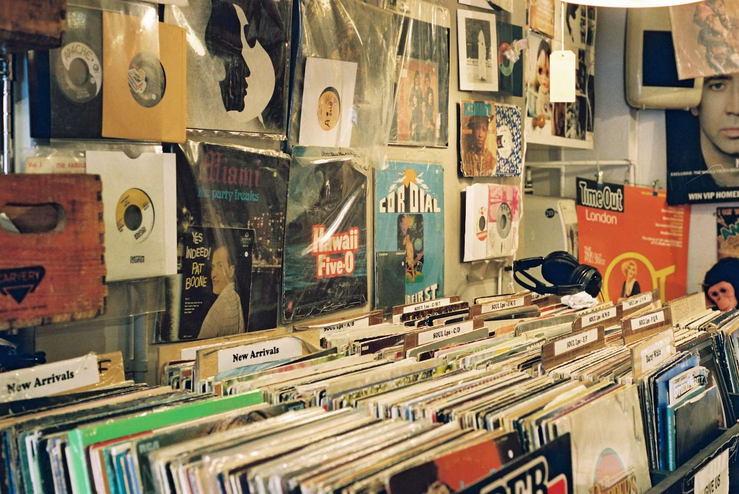 Eldica Remains How This London Record Shop Held Its Own
