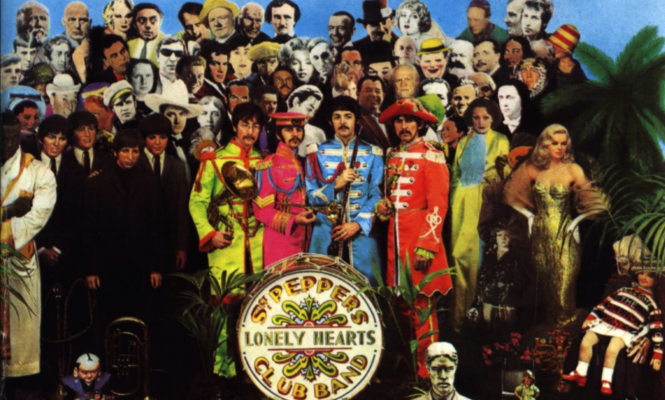 The Beatles' <em>Sgt. Pepper's Lonely Hearts Club Band</em> gets 50th anniversary reissue