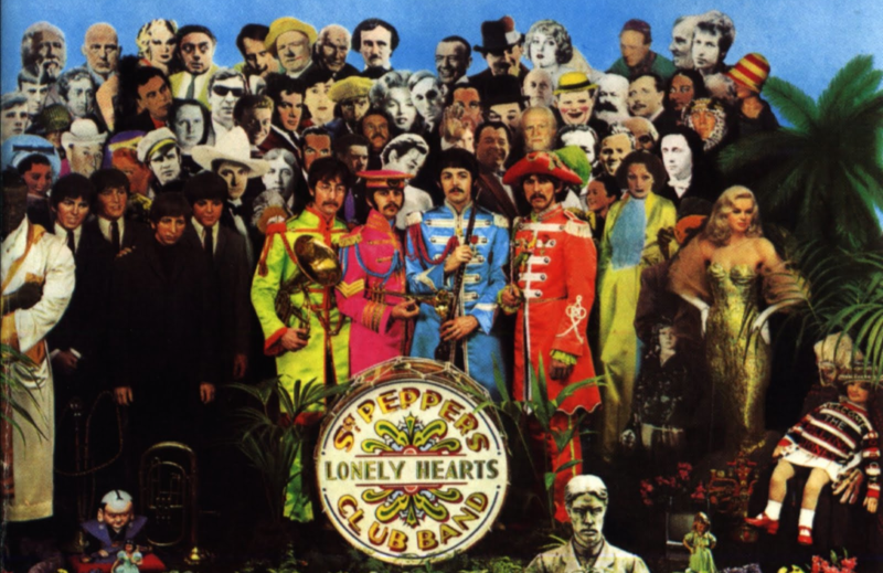 The Beatles Sgt Pepper S Lonely Hearts Club Band Gets 50th Anniversary Reissue