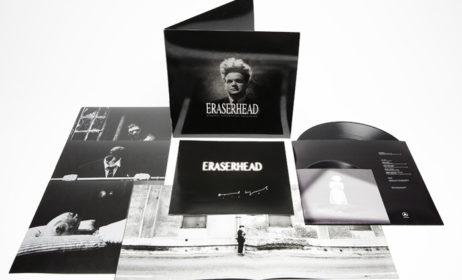eraser head vinyl edition