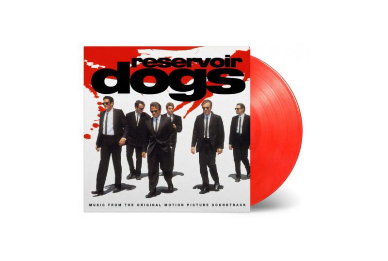 Reservoir Dogs soundtrack gets 25th anniversary reissue on red vinyl