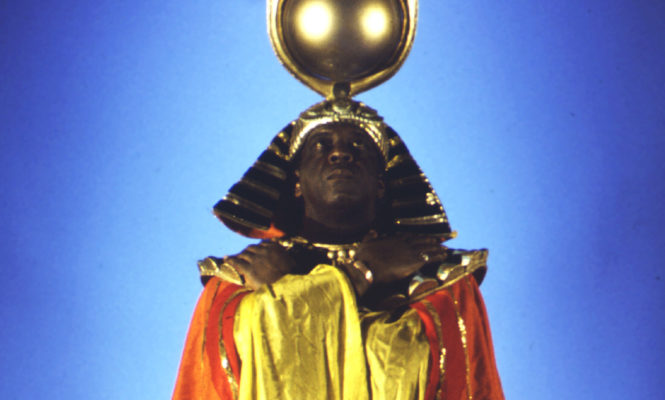Unreleased Sun Ra recordings surface on vinyl as <em>Thunder Of The Gods</em>