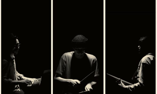 Jazz newcomers Vels Trio announce 12″ EP with Total Refreshment Centre