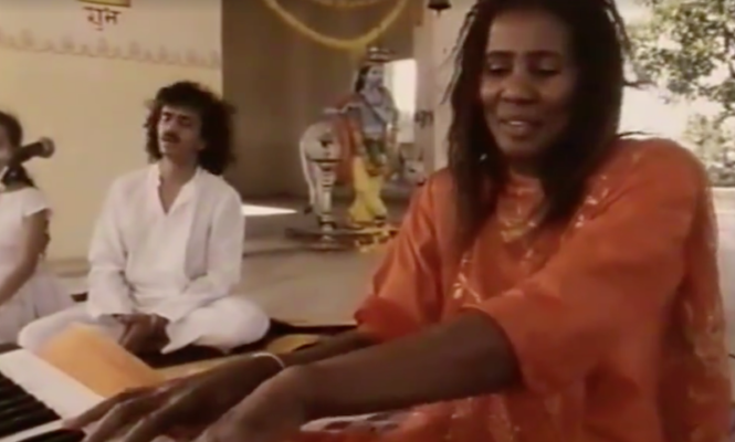 Watch a short documentary about Alice Coltrane's spiritual journey