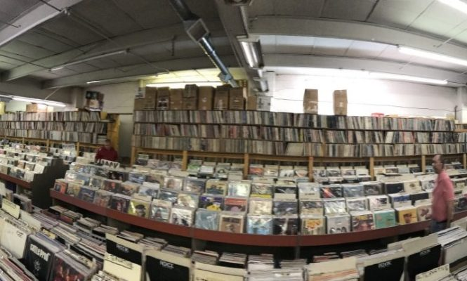 The legendary owner of Jerry's Records is set to retire