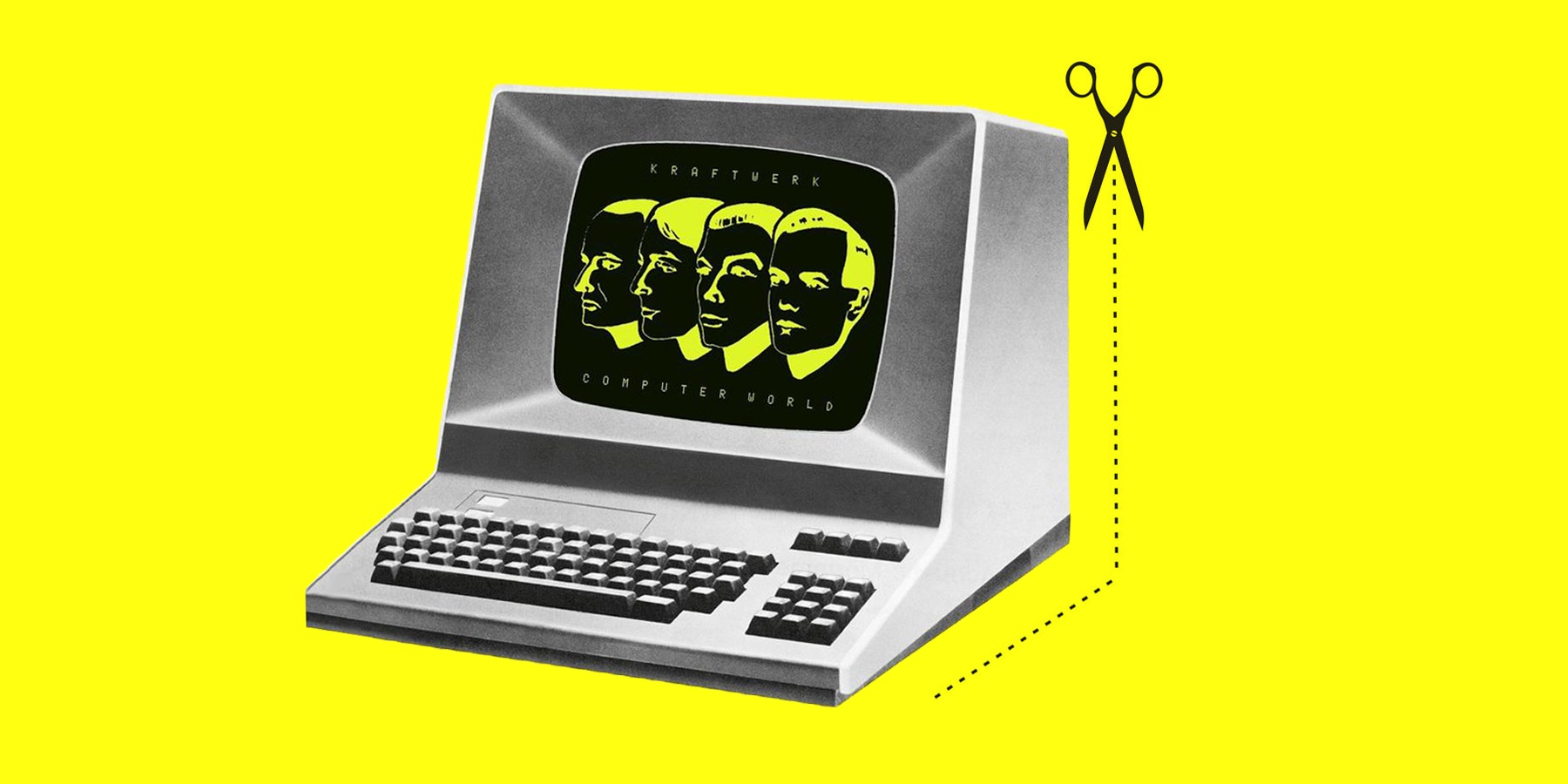 The Sample Legacy Of Computer World Kraftwerk S Most