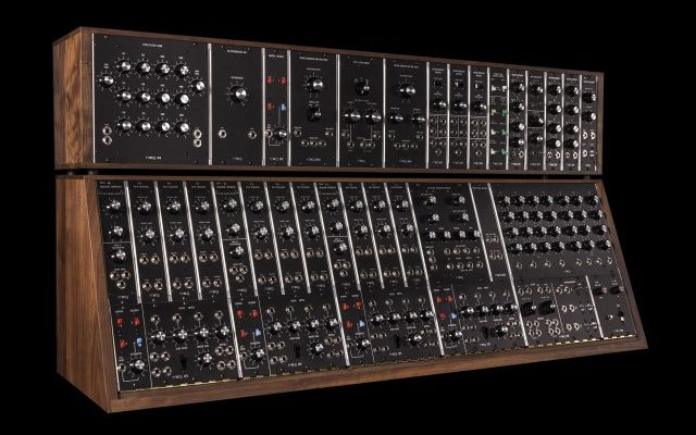 Moog is reissuing one of its earliest synths, the Synthesizer IIIc, in an edition of 25