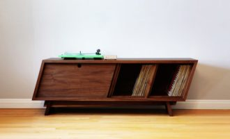 Store And Display Your Records With This New Magic Vinyl