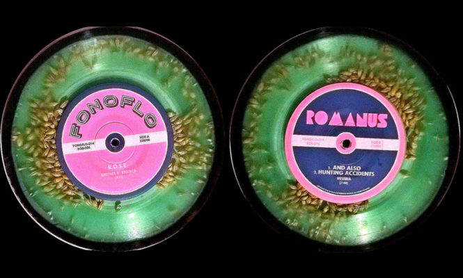 This tiny record label is pressing the weirdest stuff into its vinyl