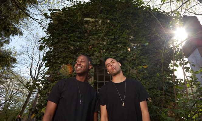 Rising jazz stars Binker &#038; Moses release new album <em>Journey to the Mountain of Forever</em> on vinyl