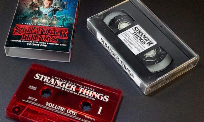 <em>Stranger Things</em> soundtracks set to be released on cassette