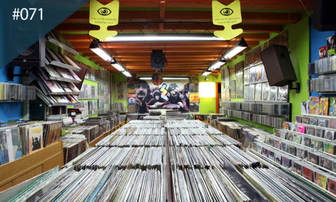 The world's best record shops #071: Wah Wah Records, Barcelona
