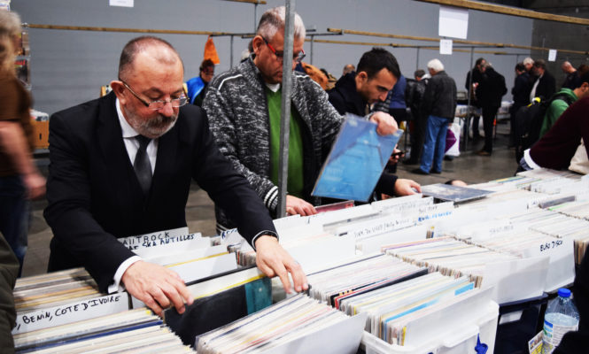 Discog's Crate Diggers announce new international record fairs