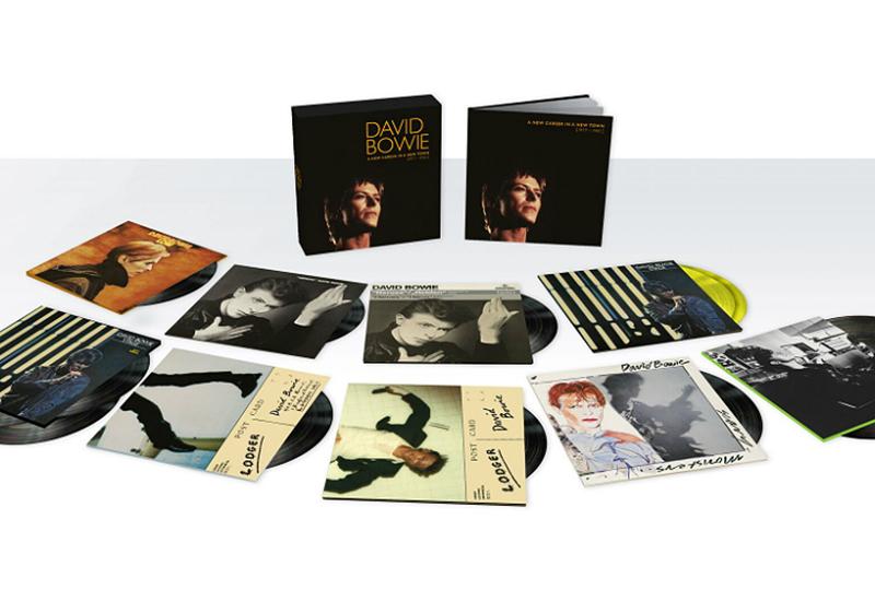 A New David Bowie 13xlp Vinyl Box Set Has Been Announced