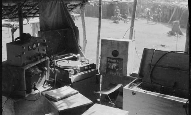 Explore 1940s Central African field recordings with this new online exhibition