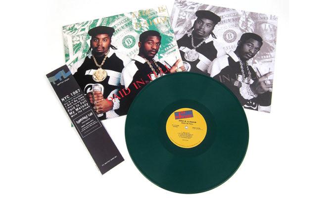 Eric B. &#038; Rakim&#8217;s seminal <em>Paid in Full</em> gets limited green vinyl reissue