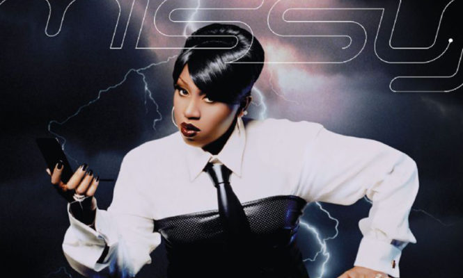 Four Missy Elliott albums are being reissued on vinyl for first time