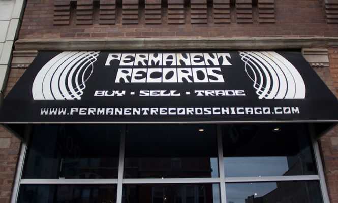 Permanent Records is closing its Chicago store after 11 years