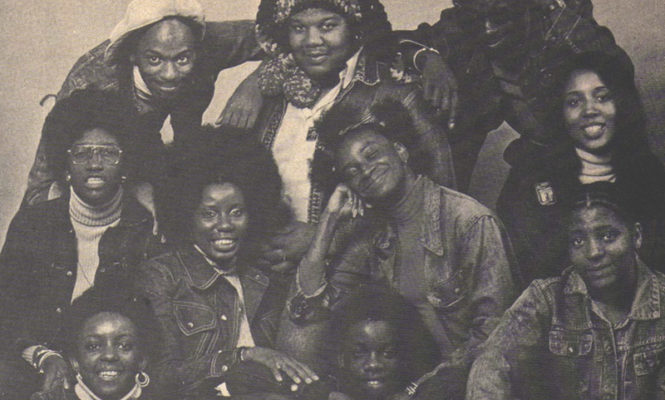 Two gospel rare groove classics from The Voices of East Harlem are being reissued