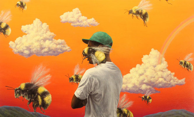 You have just 24 hours to get Tyler, the Creator's new LP on vinyl or cassette
