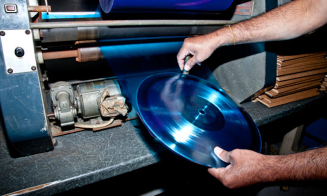 South Korea opens first record pressing plant in over 13 years