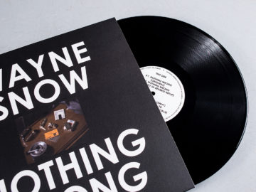 Wayne Snow releases 'Nothing Wrong' remix EP featuring GE-OLOGY and Byron The Aquarius