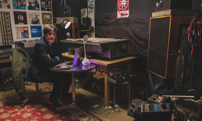 Analogue #05: Inside Malcolm Catto and The Heliocentrics' vintage studio