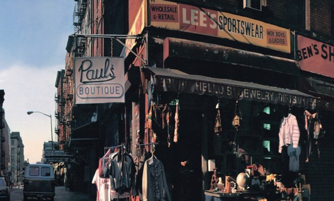 The records behind Beastie Boys&#8217; sample masterpiece <em>Paul&#8217;s Boutique</em>