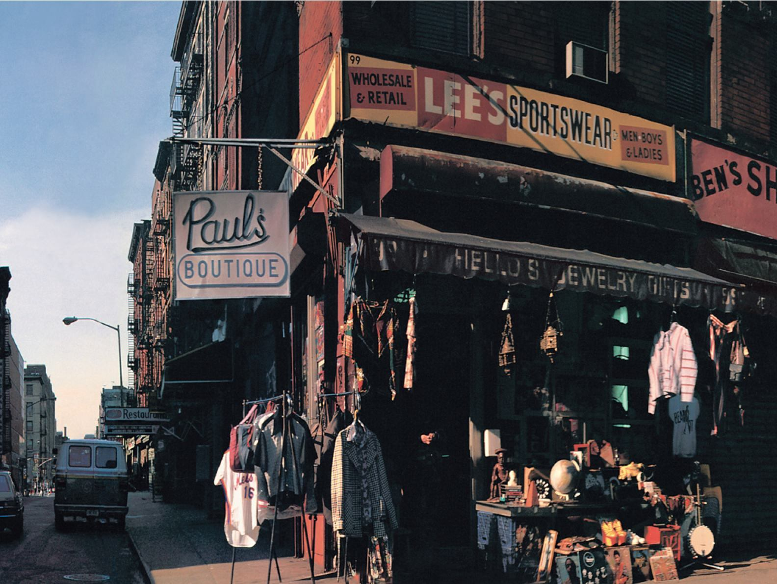 The Records Behind Beastie Boys Sample Masterpiece Paul S
