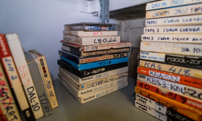 Inside Sterns Music's incredible vault of African records