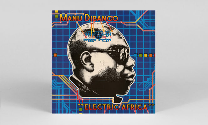 "Manu Dibango's <em>Electric Africa</em> 12"" being reissued for the first time"