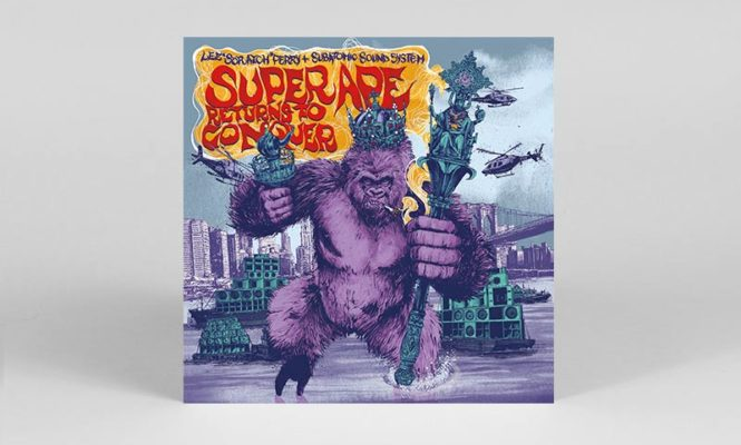 "Lee ""Scratch"" Perry remakes iconic dub album <em>Super Ape</em> for limited edition vinyl release"