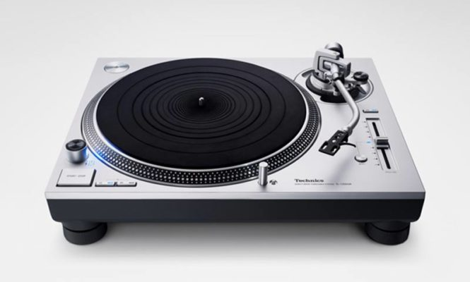 Technics' SL-1200GR turntable is finally here