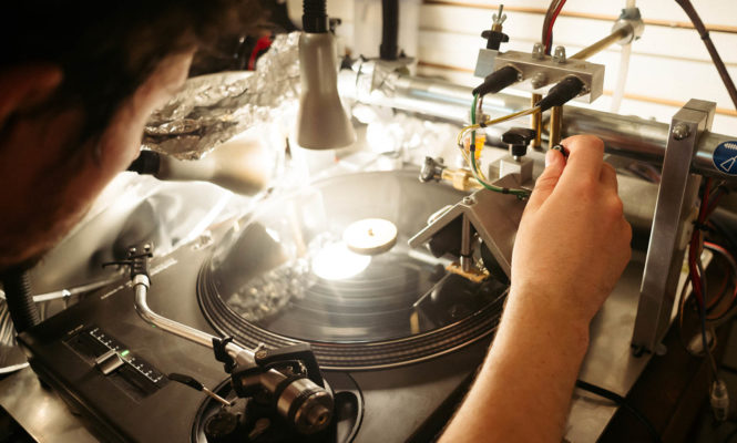 Meet the studios keeping dubplate culture alive