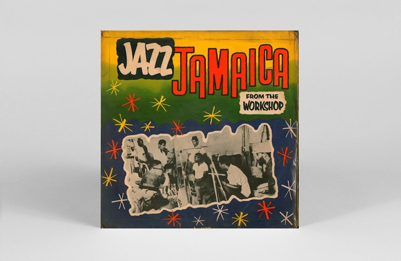 Various Artists Jazz Jamaica From The Workshop Studio One LP 1962