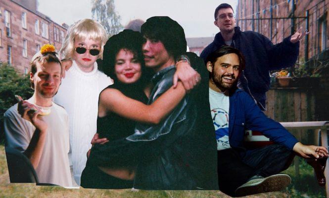 Glasgow&#8217;s punk funk extroverts Golden Teacher announce debut LP, <em>No Luscious Life</em>