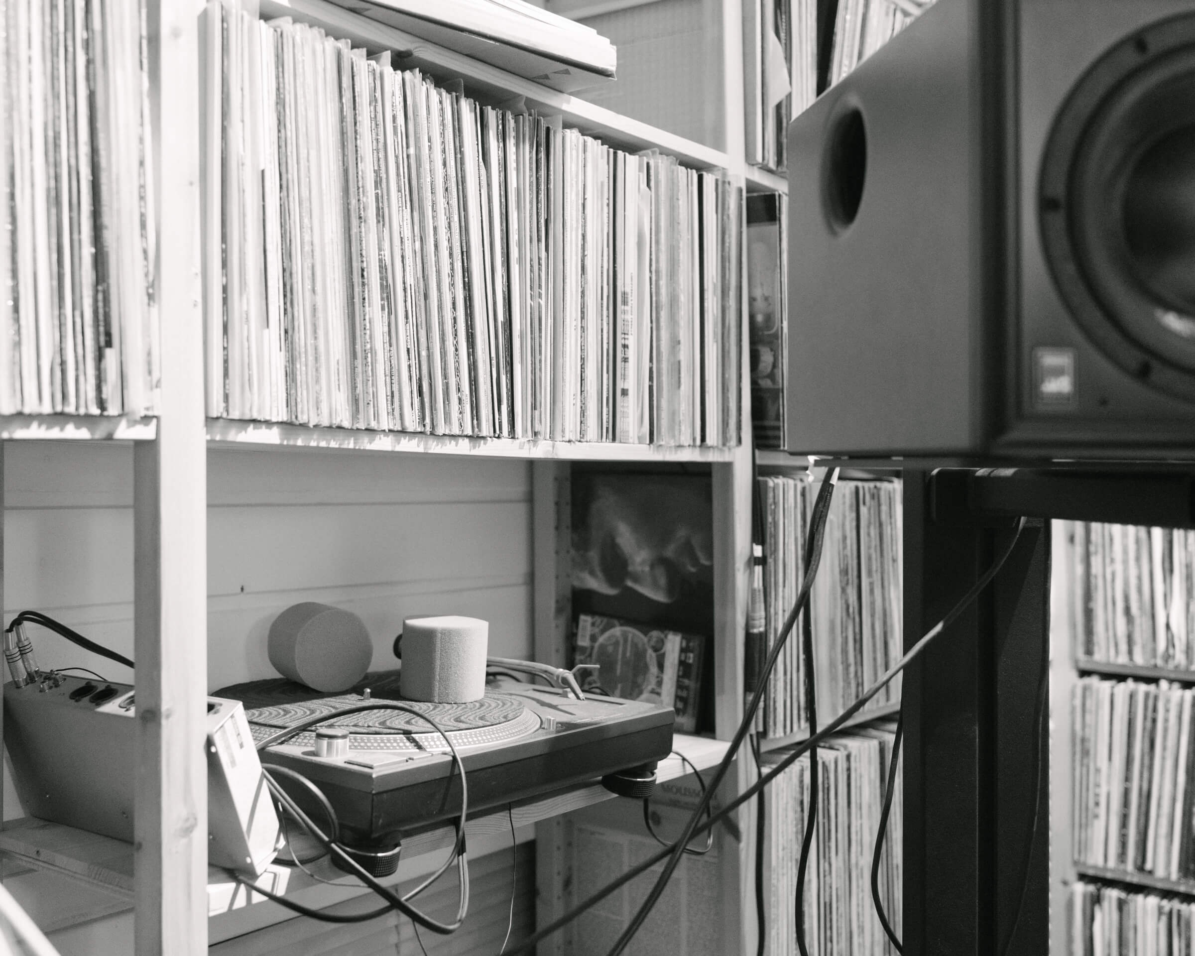 Crate Diggers In The Studio With Nordic Disco Master