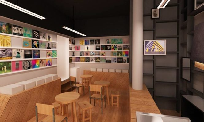 New record shop, gallery and café planned for Birmingham