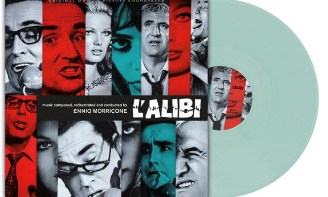 Ennio Morricone's <em>L'Alibi</em> soundtrack released on vinyl for the first time