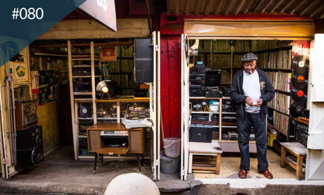 The world's best record shops #080: Jimmy's, Nairobi