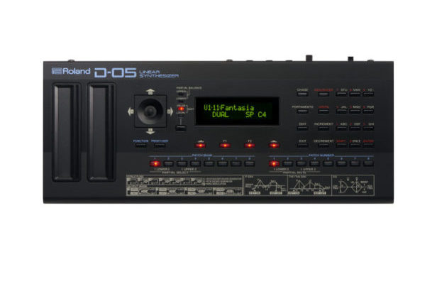 Roland reissues its classic D-50 synth as the D-05 Boutique