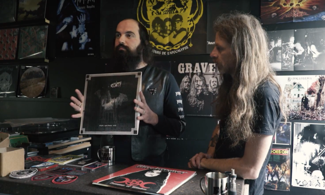 Crypt Of The Wizard's top 6 heavy metal records