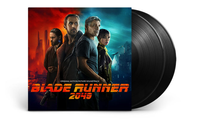 <em>Blade Runner 2049</em> original soundtrack released on limited 2xLP