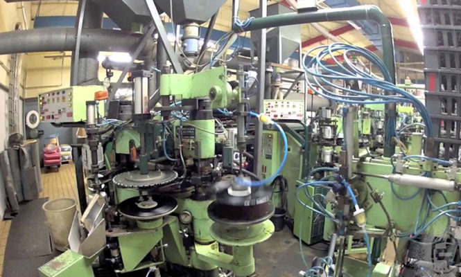 A new 50,000 sq ft pressing plant is opening in Virginia