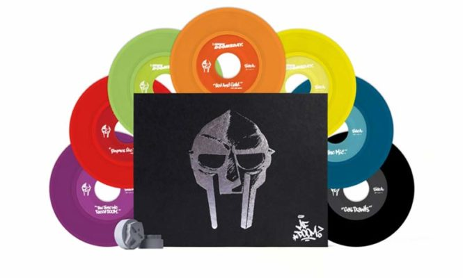 "MF DOOM reissues <em>Operation: Doomsday</em> in multi-coloured 7&#215;7"" boxset"