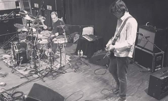 Thurston Moore and Charles Hayward release new album <em>Improvisations</em> on vinyl