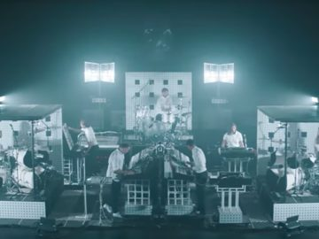 Watch Soulwax's analogue-heavy video for 'Is It Always Binary'