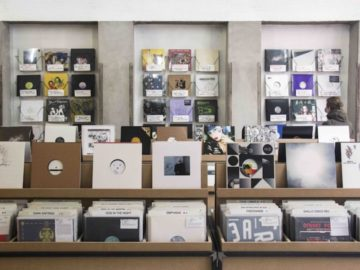 CD sales are falling three times faster than vinyl is growing